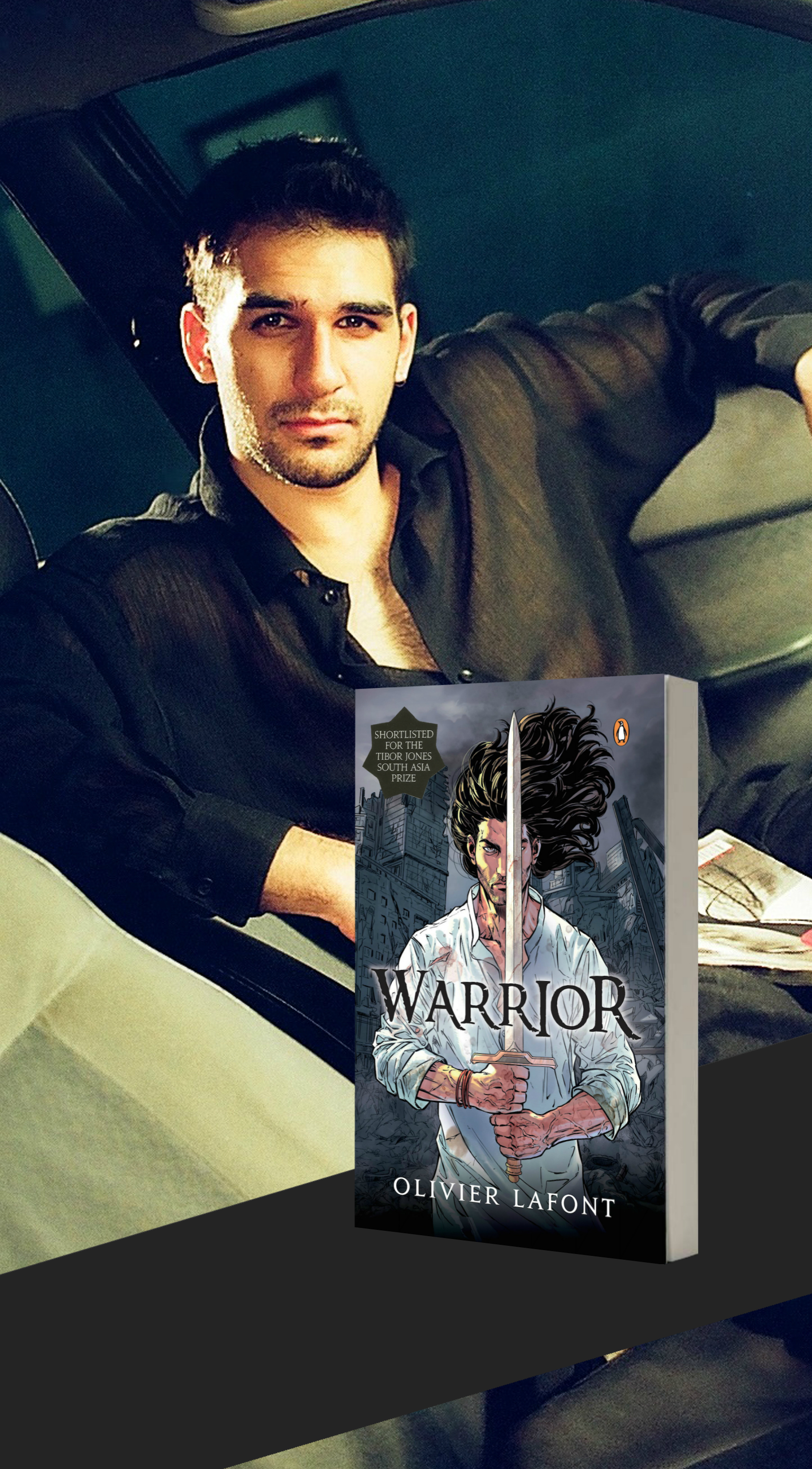 Olivier and Warrior