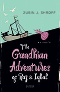 Cover photo of the Gandhian Adventures