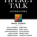 Cover of Tiferet Talk Interviews by Melissa-Studdard