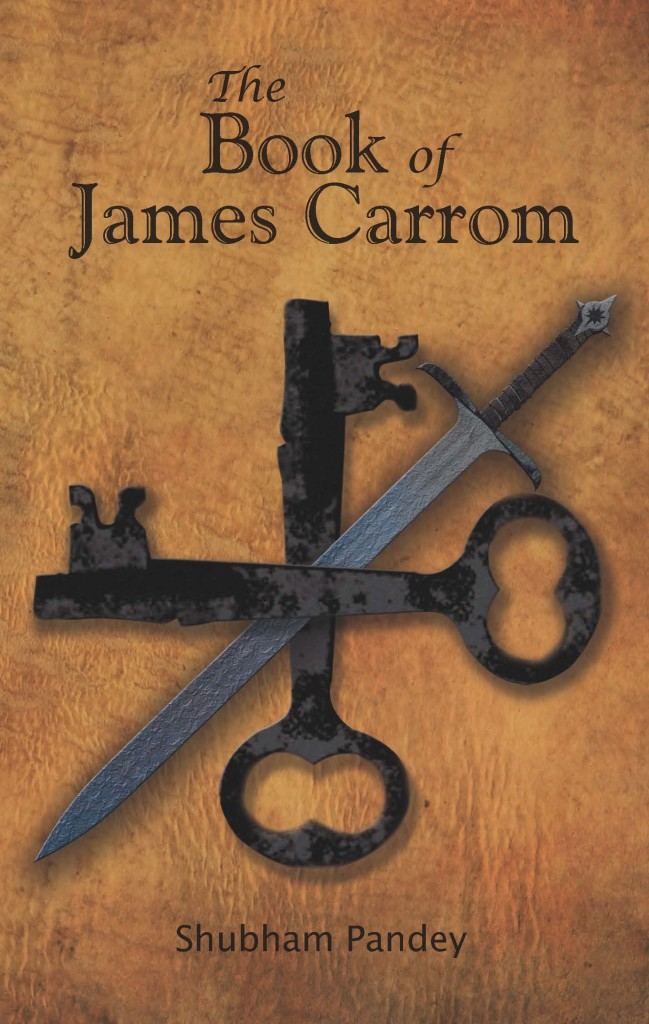 The Book of James Carrom by Shubham Pandey