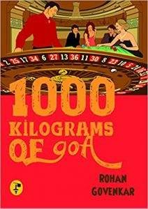 1000 kilograms of goa by Rohan Govenkar