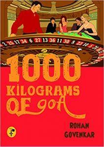 1000 kilograms of goa by Rohan Govenkar