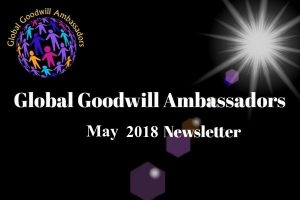 05-2018-Global-Goodwill-Ambassadors-founded-by-Richard-DiPilla-Newsletter